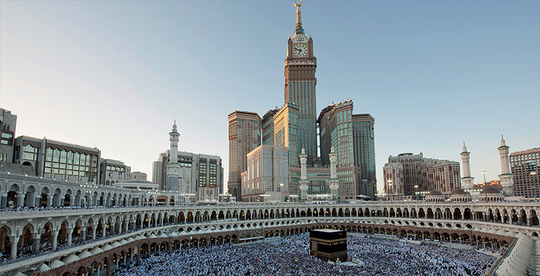 Holy Makkah city attraction