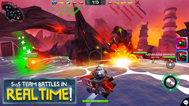 Download Game Battle Bay New Version Apk Mod No Skill CD For Android 2