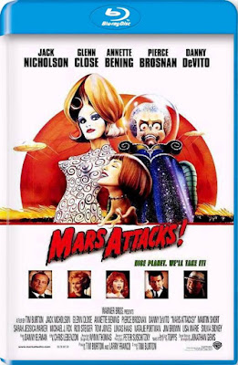 Mars Attacks! 1996 BD25 Spanish