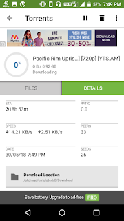 3 Best torrent Downloader for Android to download torrent