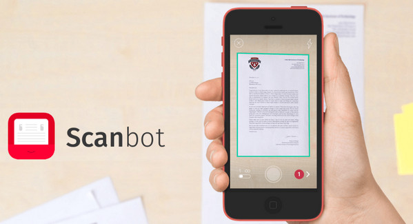 تطبيق Scanbot - PDF Document Scanner