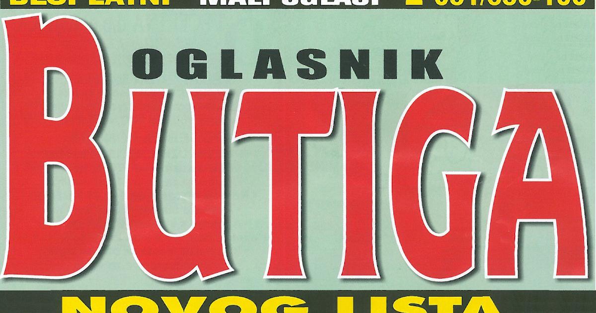 BUTIGA Oglasi - oglasnik | OGLASNIK INFO | NoviList