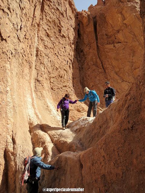 Quebrada de Kari, Atacama - um dos trekkings no Valle de La Luna - Não Pira, Desopila