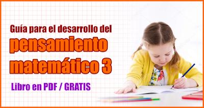 Guía para el desarrollo del pensamiento matemático 3