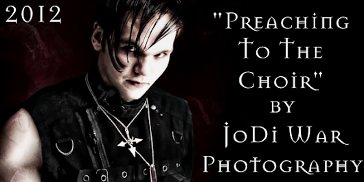 Reverend Havoc: Preaching to the Choir by JoDi War Photography (2012)