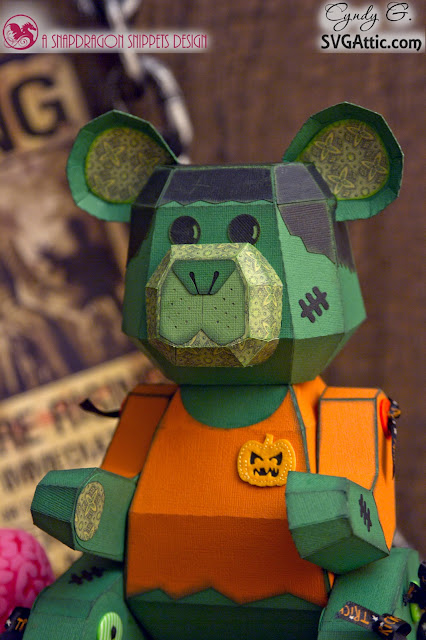 Frankenstein Bear