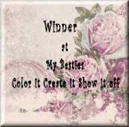 "Winnaar Color It  Create It op 01-04 2020 (#Mrt) ""Lentekleuren"""