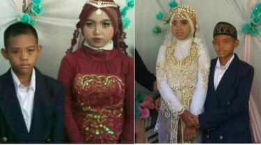 Geger, Sepasang Remaja di Kalimantan Lakukan Pernikahan Dini