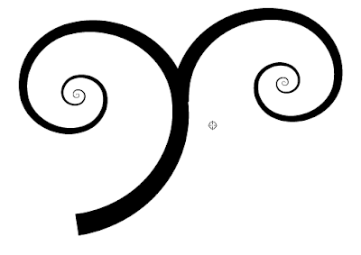 JUST SHARING: Basic Swirl and Floral in Adobe Ilustrator CS4