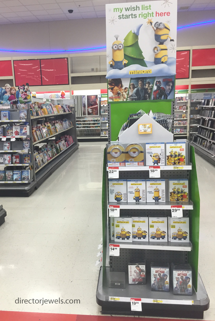 Minions Movie at Target