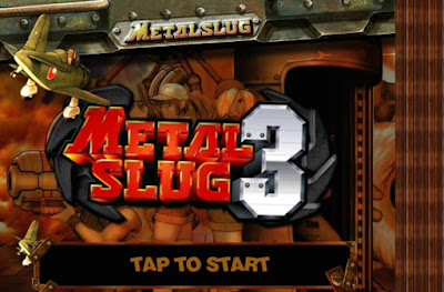 Metal Slug 3 Android game