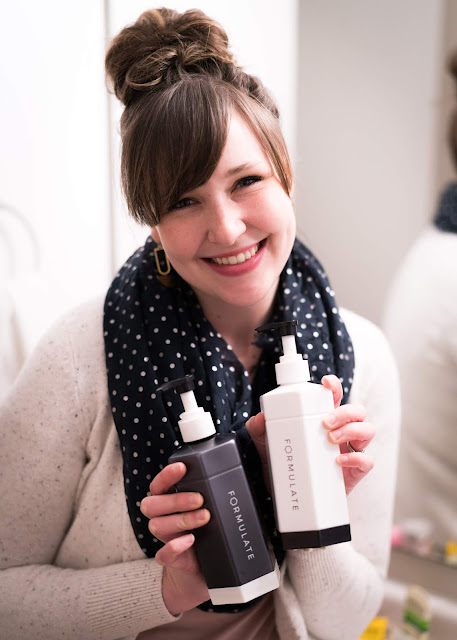 formulate personalized shampoo and conditioner giveaway greenville sc blogger beauty lifestyle