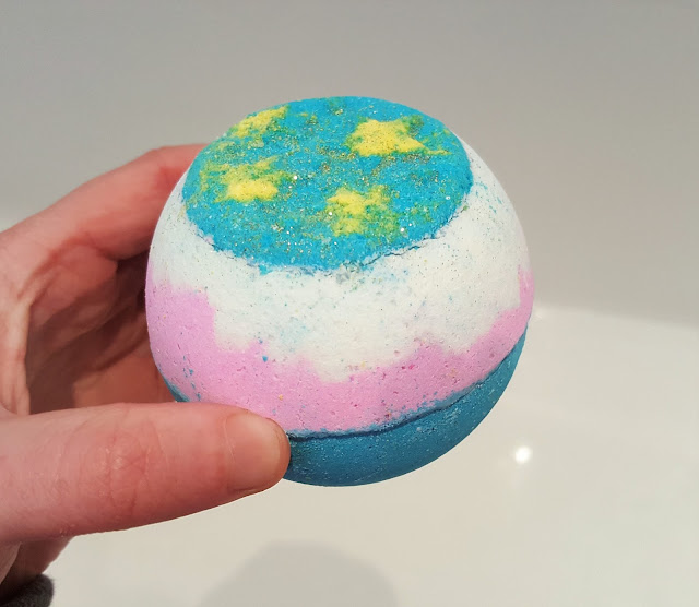 Magic Wish Jewel Bath Bomb, Imperial Candles*