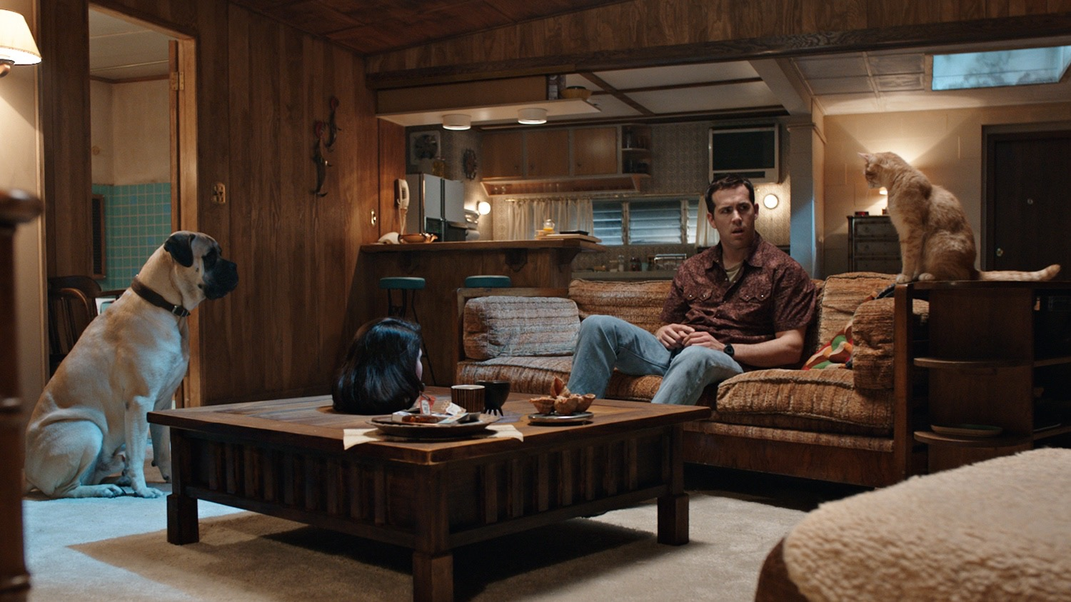 Ryan Reynolds | The Voices
