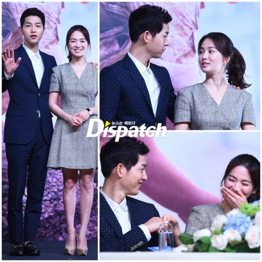 Song Joong Ki Is A Wall Too 9 1821 81 Woah Hye Kyo Mustve Read Our Comments Talk About Way To Quench Thirst What Good Woman