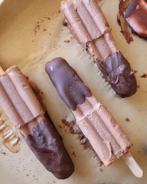 Paletas Heladas de Chocolate Abuelita