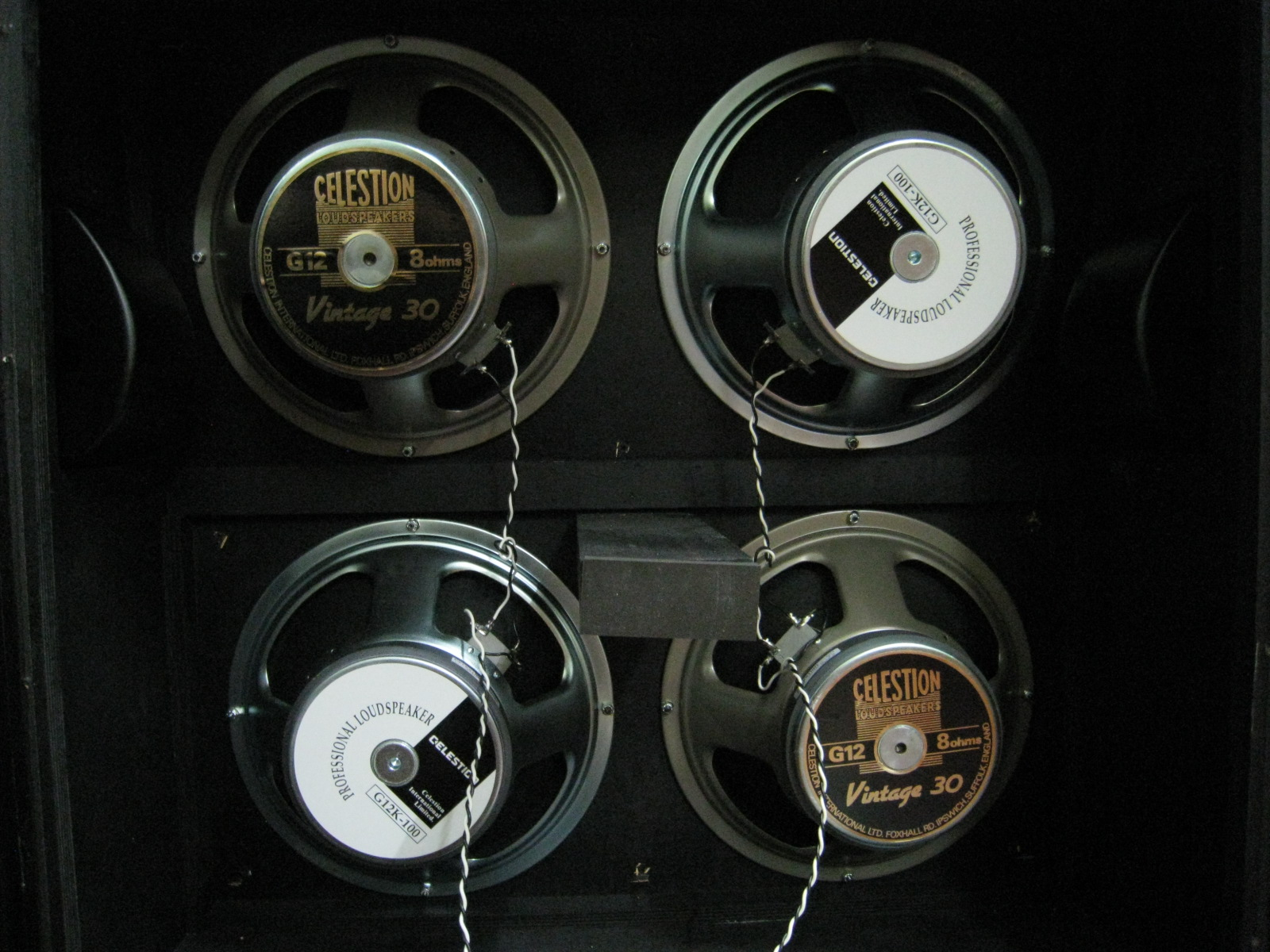 parallel wiring diagram speakers warn winch 4 solenoid guitar gear acquisition syndrome: mesa/boogie stiletto traditional 4x12