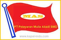 PT MAS, Pelayaran MAS, Mulia Abadi Samarinda, Pelayaran Mulia Abadi SMD, PT Pelayaran Mulia Abadi SMD, Logo PT Pelayaran MAS, Logo PT Mulia Abadi Samarinda