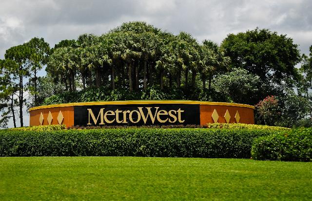 Bairro Metrowest em Orlando