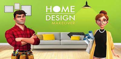 Home Design Makeover Apk + Mod Money for Android Offline