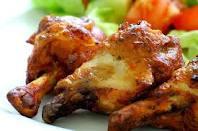 cara membuat ayam panggang opor