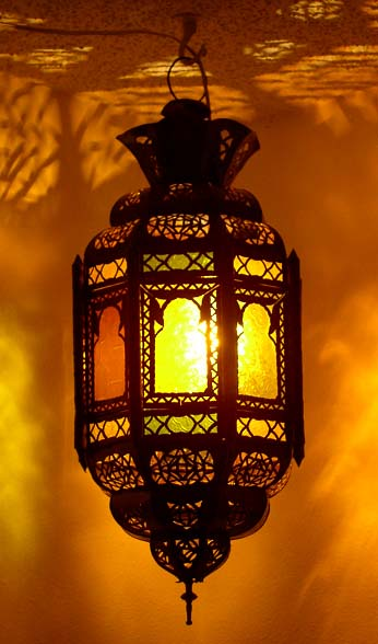 moroccan decor: moroccan lanterns and lamps part 11