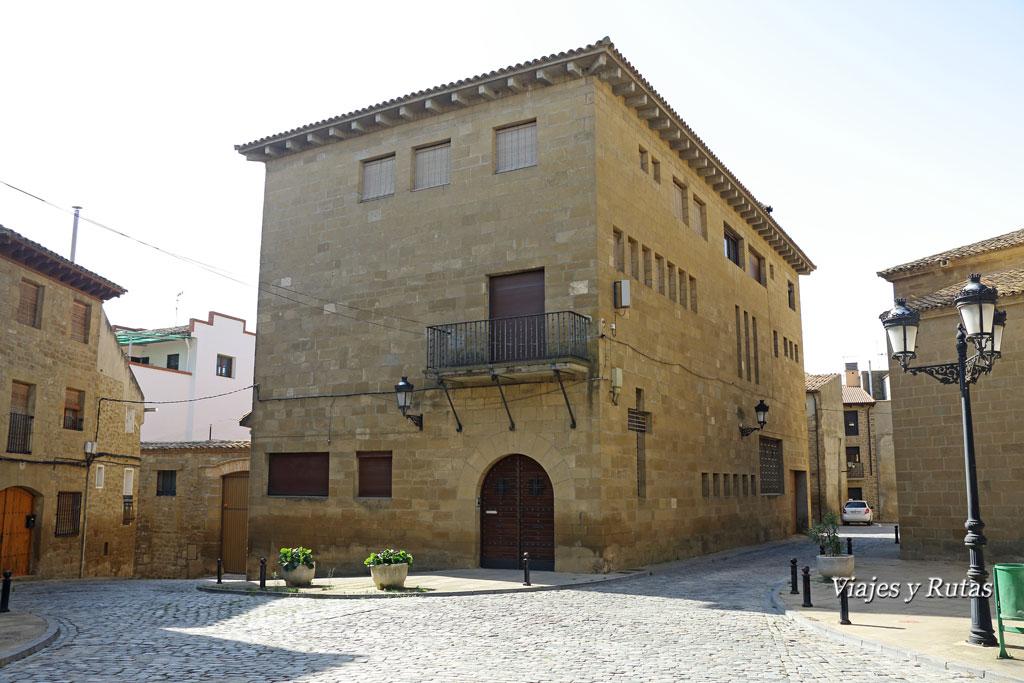Casas solariegas de Sádaba, Zaragoza
