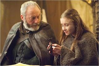 Davos Mervault Shoren Baratheon Saison 5
