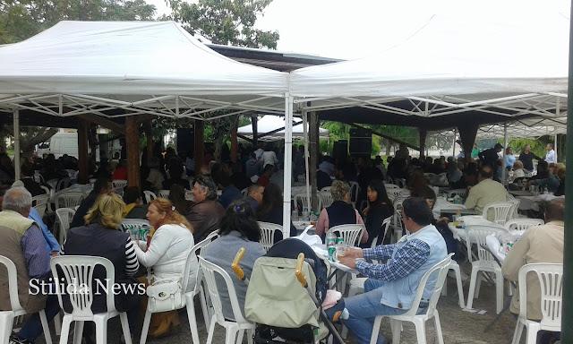 Στυλίδα: Πάρκο του Λαού - Πρωτομαγιά!