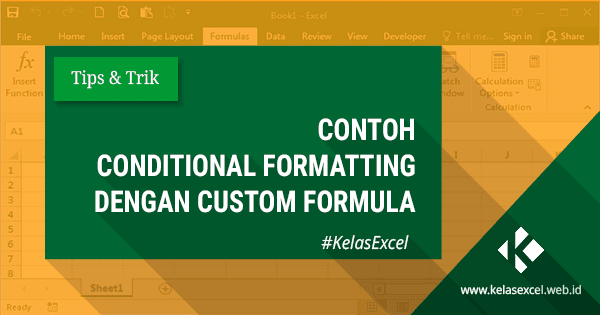 10 Contoh Conditional Formatting Dengan Rumus Excel