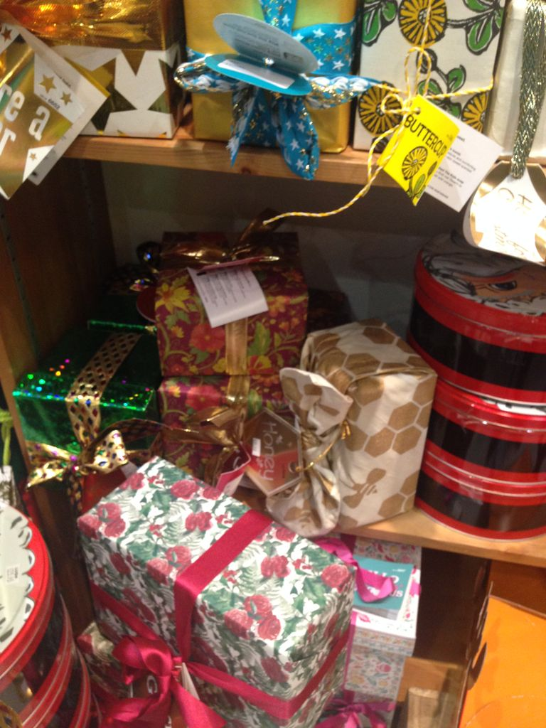 Chritsmas gifts ideas: Lush Fresh Handmade Cosmetics   Sin mirar a nadie