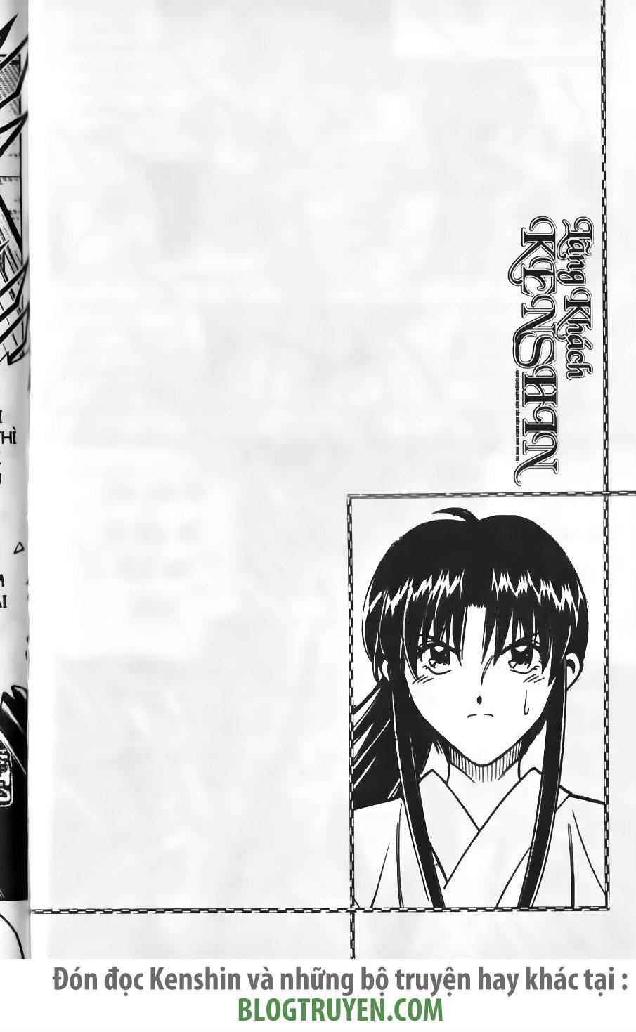 Rurouni Kenshin chap 192 trang 19