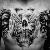 что обозначает тату черепа