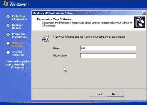 Cara Menginstal Komputer Windows 8
