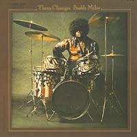 BUDDY MILES - Them changes - Mejores discos de 1970