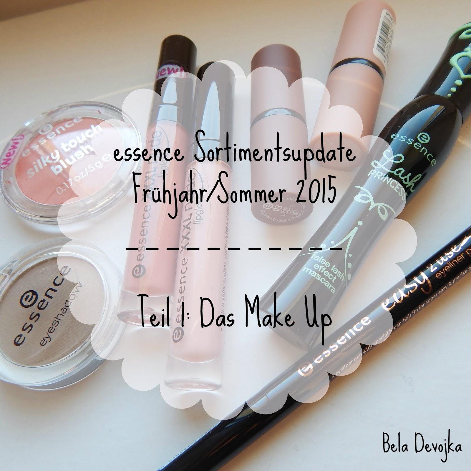 Neue Make Up Produkte