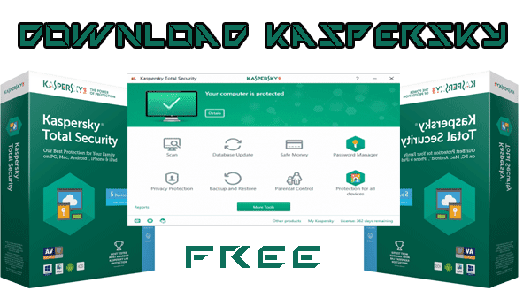 download and install Kaspersky Total Security 2018 + confirmation