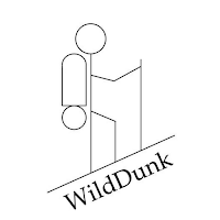 WildDunk Camping Logo - mamiskilts.co.uk