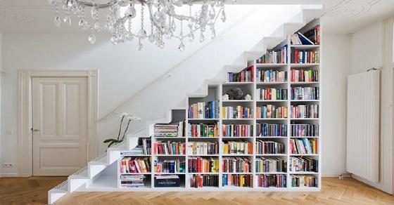 Mơ thấy tủ sách