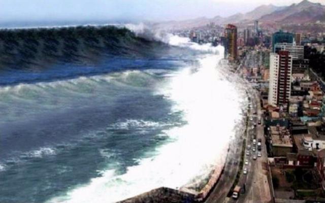 Astagfirullah! Indonesia Diramalkan Bakal Tersapu Tsunami Raksasa! Benarkah Demikian?