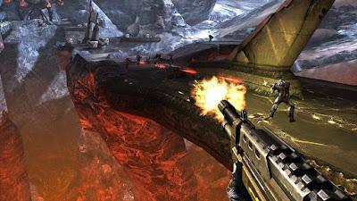 Tampilan Game NOVA 3 Near Orbit Vanguard Alliance