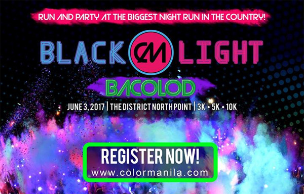 CM Black Light Run