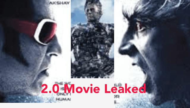 2.0 Movie Free Download Tamil Hindi Online Leaked