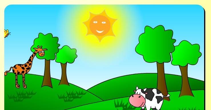 Download Program Alat Bantu Ajar Yang Menarik Dan Menyenangkan Untuk Tk Kelas A Dengan Tema Alam