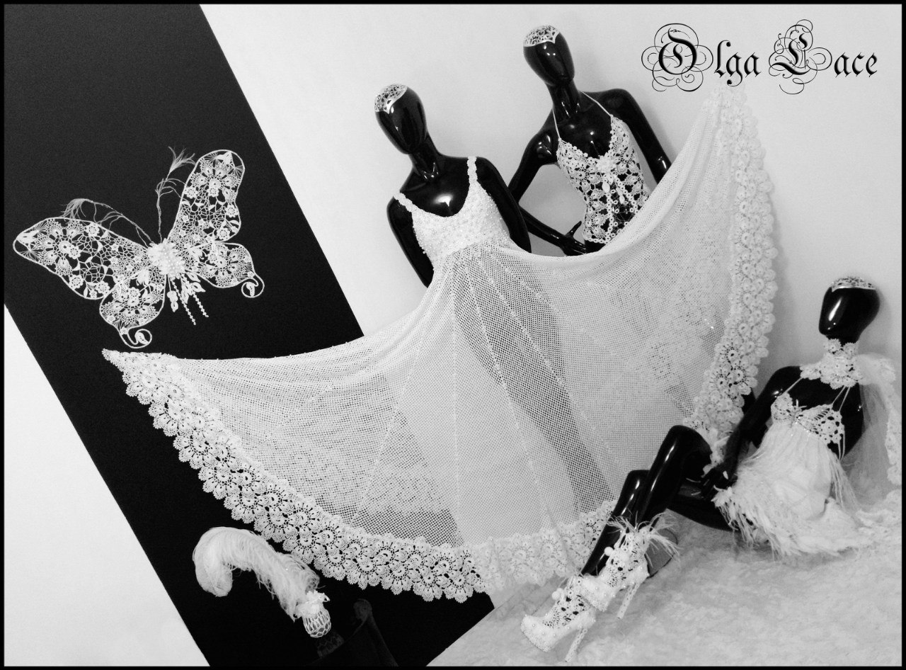 Creatividad Tejida de Olga Lace
