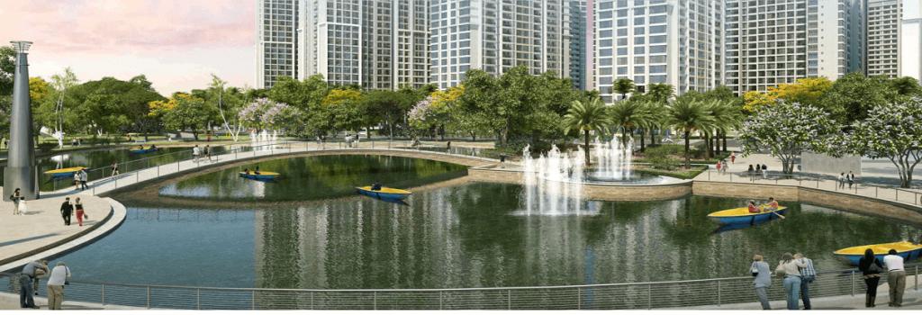 Các hình ảnh dự án chung cư Vinhomes Sky Lake Phạm Hùng