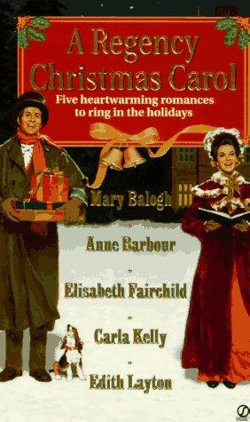 A Night S Dream Of Books Book Review A Regency Christmas Carol By Mary Balogh Elisabeth
