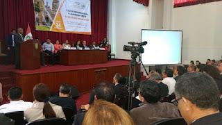 """I Sesión Descentralizada y I Audiencia Pública """"La Educación es Tarea de Todos"""""""