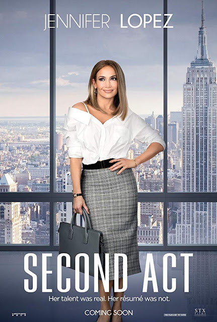 Second Act 2018 movie poster