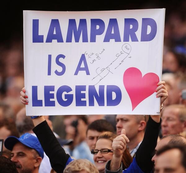 A tribute to Frank Lampard the greatest Chelsea player